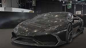 Lamborghini Huracan All Black - lamborghini huracan jeddah edition by dmc shows off stealthy styling