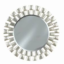 Round Mirrors Manor Brook Landon 36 In Round Polyurethane Framed Mirror Mb60019
