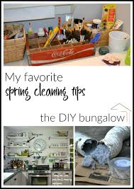 Spring Cleaning Tips My Favorite Spring Cleaning Tips The Diy Bungalow