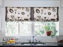modern kitchen windows kitchen window treatments for bay windows u2014 the clayton design