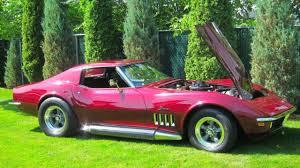 1969 corvette for sale canada 1969 chevrolet corvette l71 427 4 speed live