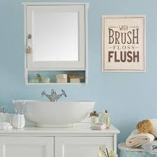stratton home decor 14 in x 18 in bathroom rules wall art s01438