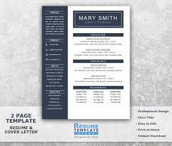 resume template word free modern free resume template australia 2018 best resume templates