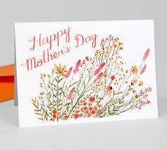 Mother Day Card by Vikki Chu Happy Mother U0027s Day Wild Flowers At Buyolympia Com
