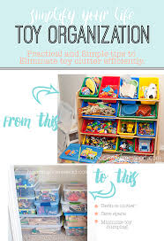 Toy Organization by Toy Organization Blooming Homestead
