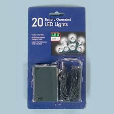 battery operated christmas light