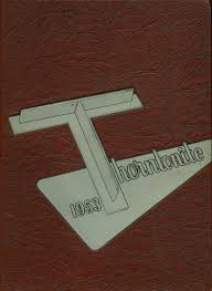 high school annuals online 1953 thornton township high school online yearbook thornton