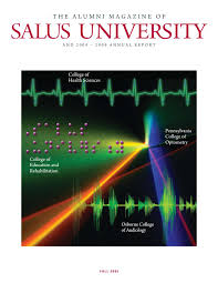 salus university alumni magazine u0026 annual report fall 2009 by