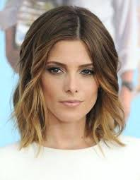 unique medium length hairstyles for fine straight hair over