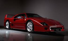 lego ferrari f40 for sale 1991 ferrari f40 owned by eric clapton performancedrive