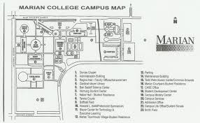 marian map the council of independent colleges historic cus architecture