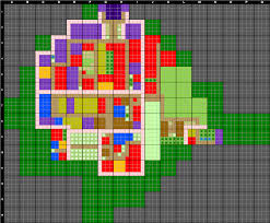 nugget 8 organize your castle it is a not a complex fancy tool but it helps place what you want before overhauling the map example in the designer tool my old kingdom would look like
