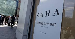 zara siege this zara advert is sparking outrage and this is why