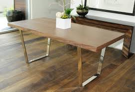 iron leg dining table table designs