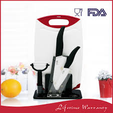 list manufacturers of plastic board with ceramic knife buy