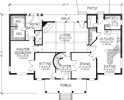southern style floor plans plantation house plans for southern style decorating homescorner com
