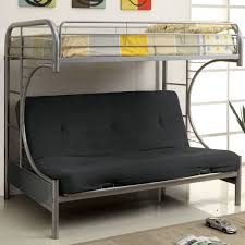 bedroom mesmerizing twin over black full futon bunk bed with