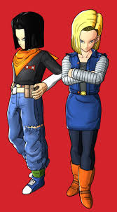 z android 18 battle of z android 17 18 saiyan island