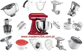 Kitchen Aid Mixers by Kitchenaid Mixer And All Attachments Www Madeinusa Com Pl Www