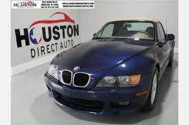 used bmw z3 convertible for sale used bmw z3 for sale in houston tx edmunds