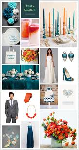 best 20 teal orange weddings ideas on pinterest fall wedding