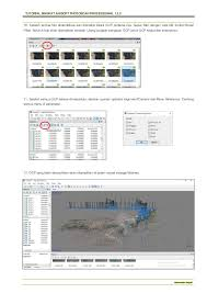 tutorial arcgis pdf indonesia tutorial singkat agisoft photoscan basic