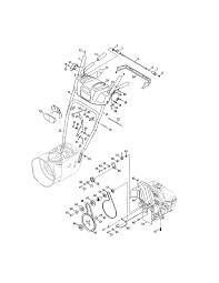 craftsman snow thrower parts model 247886940 sears partsdirect