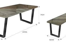 Dining Room Chair Dimensions by Bench Appealing Bench Seat Width Per Person Fascinate Dining