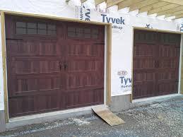 Garage Door Assembly by Residential Garage Door Portfolio Champion Overhead Door