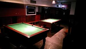 west end pool table pint of 45 charlie browns