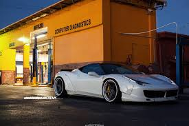 458 italia specifications wheels boutique liberty walk 458 italia x adv 1 purists