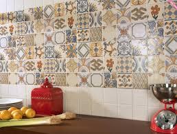 carreau cuisine les carreaux de ciment font le printemps dans votre cuisine le