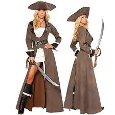 cheap womens costumes pirate costumes for women deluxe pirate captain