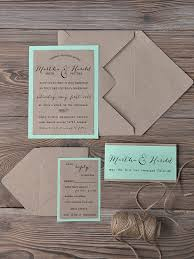 Kraft Paper Wedding Invitations 50 Rustic Country Kraft Paper Wedding Ideas Deer Pearl Flowers