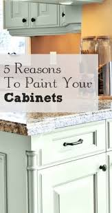 Painted Kitchen Cupboard Ideas Best 10 Repainting Cabinets Ideas On Pinterest Repainted