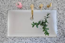 White Undermount Kitchen Sinks by The Case For White Undermount Kitchen Sinks