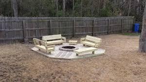 Firepit Seating Diy Pit Seating Pit Design Ideas
