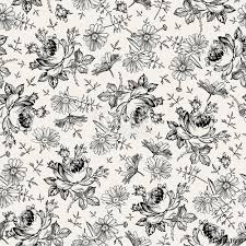 classic wallpaper seamless vintage flower seamless classic pattern beautiful isolated flowers textile