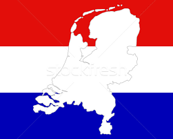 netherlands map flag map and flag of the netherlands vector illustration robert
