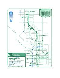 Metro Bus Route Map by Bus Schedules Maryland Transit Administration