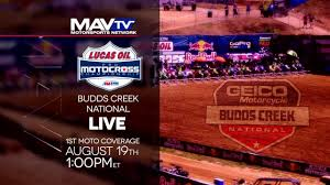 ama motocross live stream lucas oil pro motocross championship budds creek 2017 youtube