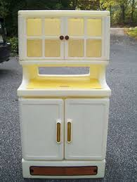 Little Tikes Storage Cabinet Vintage Little Tikes Kitchen Hutch Cupboard Cabinet Food Pantry