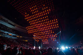 Chili Lights Chili Peppers Ignite The Concert Experience With Kinetic Light