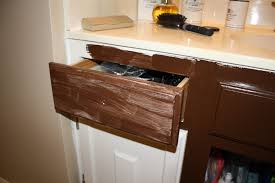 Paint Bathroom Cabinets by Sparks Fly Painting Bathroom Cabinets What Not To Do Edition