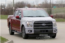 bronco prototype spied ford f 150 hybrid prototype tests on public roads w video