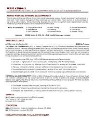 internal resume examples 6 sample military to civilian resumes