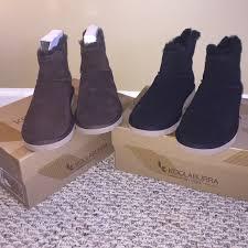 ugg boots sale san diego ugg one left koolaburra ugg fur mini boots 10 nwt from