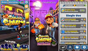 subway surfer mod apk subway surfers 1 30 0 new orleans 2 mod modded