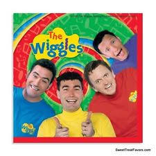 wiggles party supplies ebay
