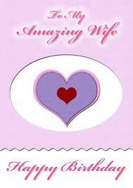 wife birthday card printable printable birthday cards for wife my